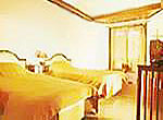 Chau Long Hotel room